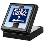 Change Keepsake Box