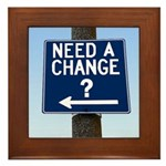 Change Framed Tile