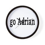 go Adrian Wall Clock