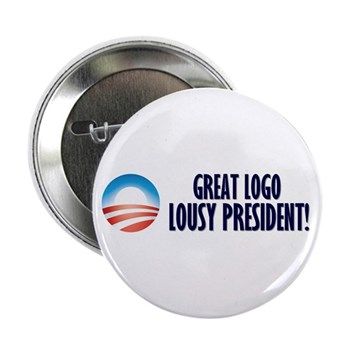 "Great Logo 2.25"" Button"