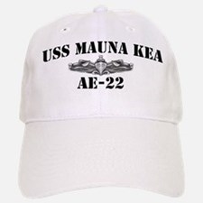 USS MAUNA KEA Baseball Baseball Cap