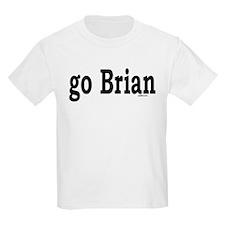 go Brian Kids T-Shirt
