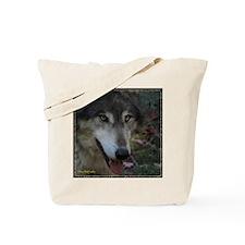 Grey Wolf: Ingo Tote Bag