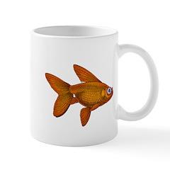GOLDFISHEYE Mug