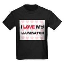 I Love My Illuminator T