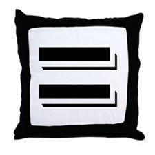 """Algerian - Symbol ="" Throw Pillow"