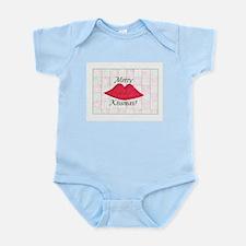 Merry Kissmas! Infant Creeper