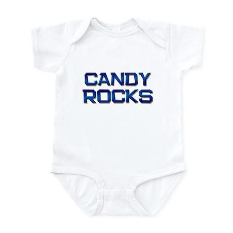 candy rocks Infant Bodysuit