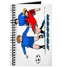 Playing Soccer Journal