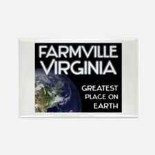 farmville virginia - greatest place on earth Recta