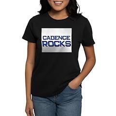 cadence rocks Tee
