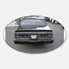 Grand National Rear Oval Decal