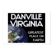 danville virginia - greatest place on earth Postca