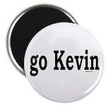 go Kevin Magnet
