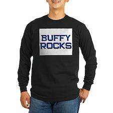 buffy rocks T