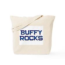 buffy rocks Tote Bag