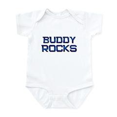 buddy rocks Infant Bodysuit