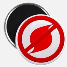 """No more Hurricanes 2.25"""" Magnet (10 pack)"""