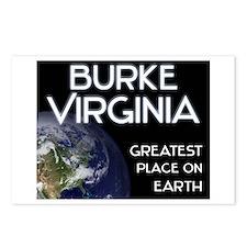 burke virginia - greatest place on earth Postcards