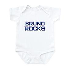 bruno rocks Infant Bodysuit