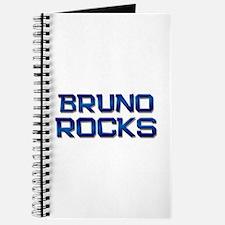 bruno rocks Journal