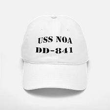 USS NOA Baseball Baseball Cap