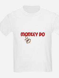 Monkey Do T-Shirt