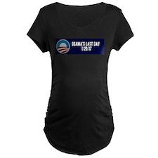 obld12017 Maternity T-Shirt
