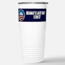 Funny Nope Travel Mug