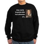 Voltaire 10 Sweatshirt (dark)