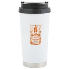 Retro bagpipes Travel Mug