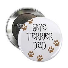 """Skye Terrier Dad 2.25"""" Button"""