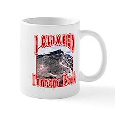 I Climbed Torreys Peak Mug