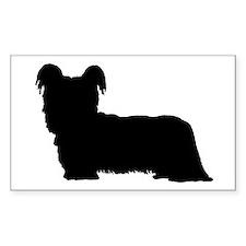 Skye Terrier Decal