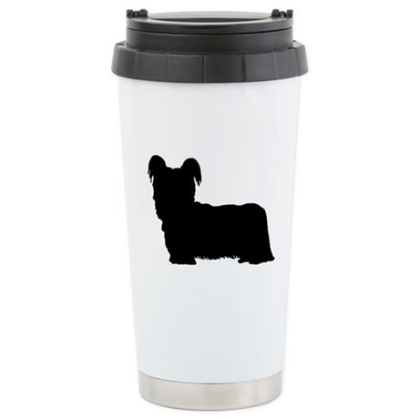 Skye Terrier Stainless Steel Travel Mug