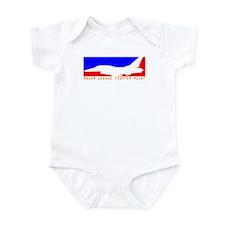Major League Fighter Pilot Infant Bodysuit