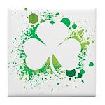 St. Patrick's Day Tile Coaster