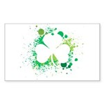 St. Patrick's Day Rectangle Sticker 50 pk)