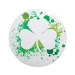 St. Patrick's Day Ornament (Round)