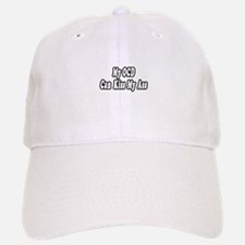"""My OCD Can Kiss My Ass"" Baseball Baseball Cap"