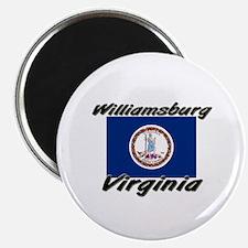 Williamsburg virginia Magnet