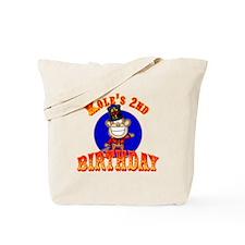 Kole's 2nd Birthday II Tote Bag
