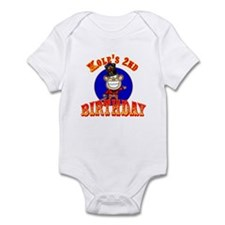 Kole's 2nd Birthday II Infant Bodysuit