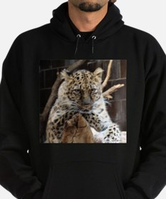 Jaguar Photo Altered to Look Hoody