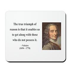 Voltaire 14 Mousepad