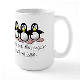 Antarctica Large Mugs (15 oz)