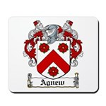 Agnew Coat of Arms Mousepad