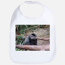 Zoo Monkey Bib