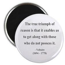 Voltaire 14 Magnet