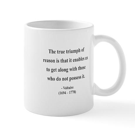 Voltaire 14 Mug
